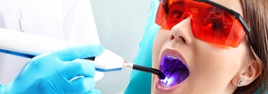 The Use of Laser Technology in Pediatric Dentistry